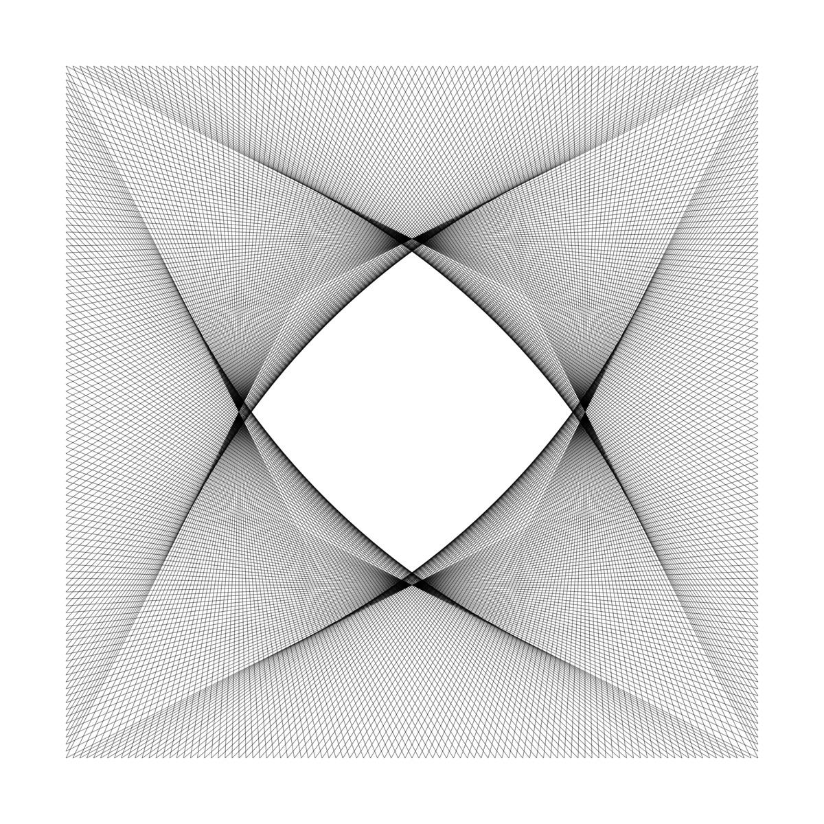 Line Art Math : A i j